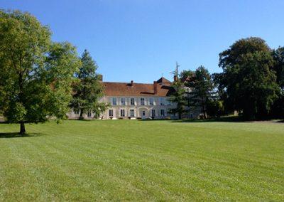 parc du château de Cuisles