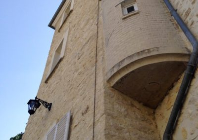 poste de garde du château de Cuisles